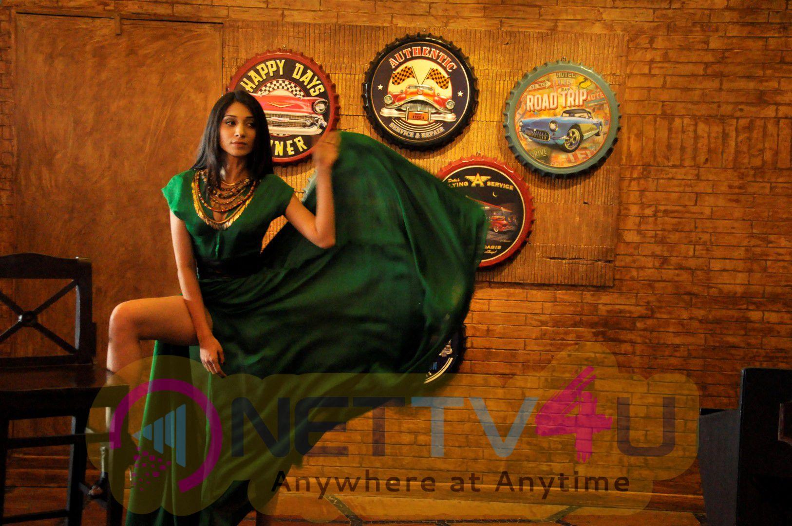 Jay Soni And Vrushika Mehta At Photoshhot Of Desi Explorers Taiwan Latest Hot Stills Hindi Gallery
