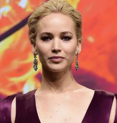 Jennifer Lawrence English Actress