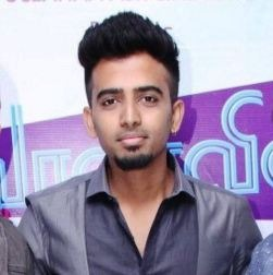 Jithin Raj Tamil Actor