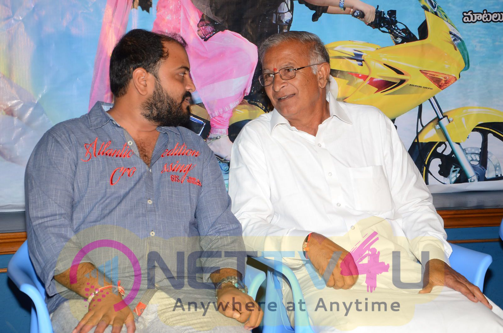 Journey 2 Telugu Movie Press Meet Stills Telugu Gallery