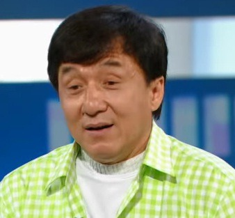 Jackie Chan English Actor