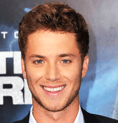 Jeremy Sumpter English Actor