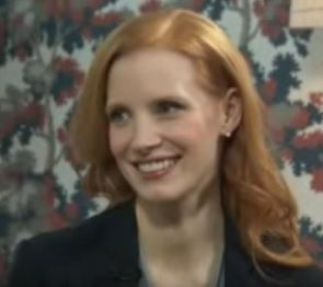 Jessica Chastain English Actress