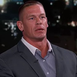 John Cena English Actor