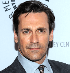 Jon Hamm English Actor