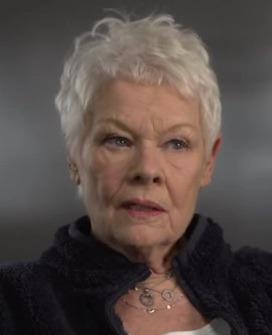 Judi Dench English Actress