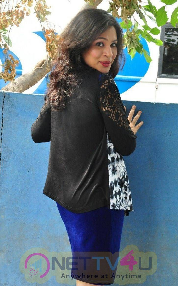 jyothi stills at mental police movie on location 1