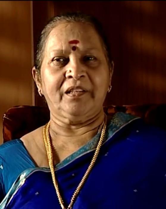 K V Shanthi Malayalam Actress