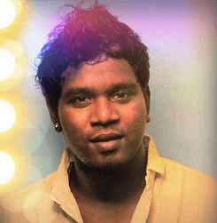 Kalloori Vinoth Tamil Actor