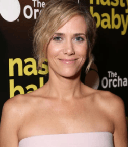 Kristen Wiig  English Actress