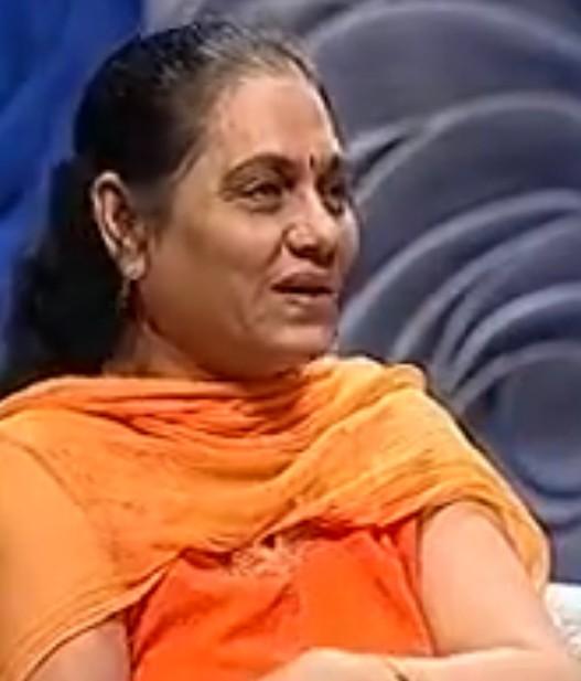 Kamala Kamesh Tamil Actress