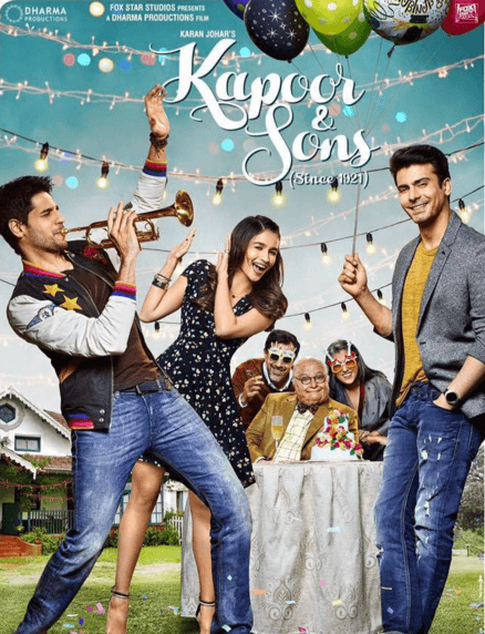 Kapoor And Sons Movie Review