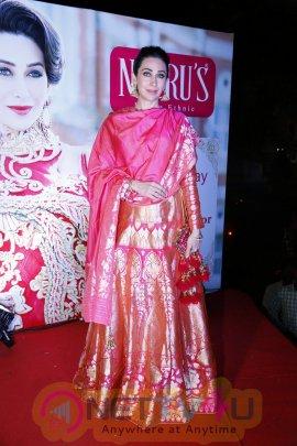 Karishma Kapoor Launches Neerus In Chennai Exclusive Photos Movie