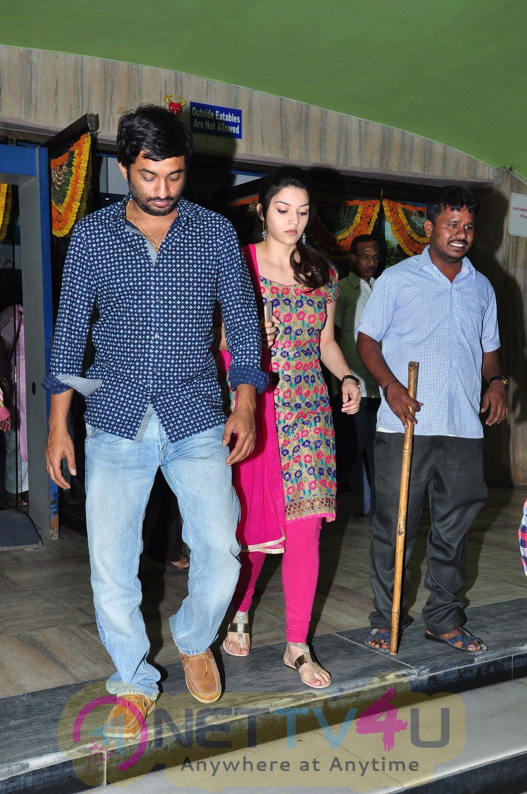 Krishnagaadi Veera Premagaadha Team Success Tour Photos Telugu Gallery