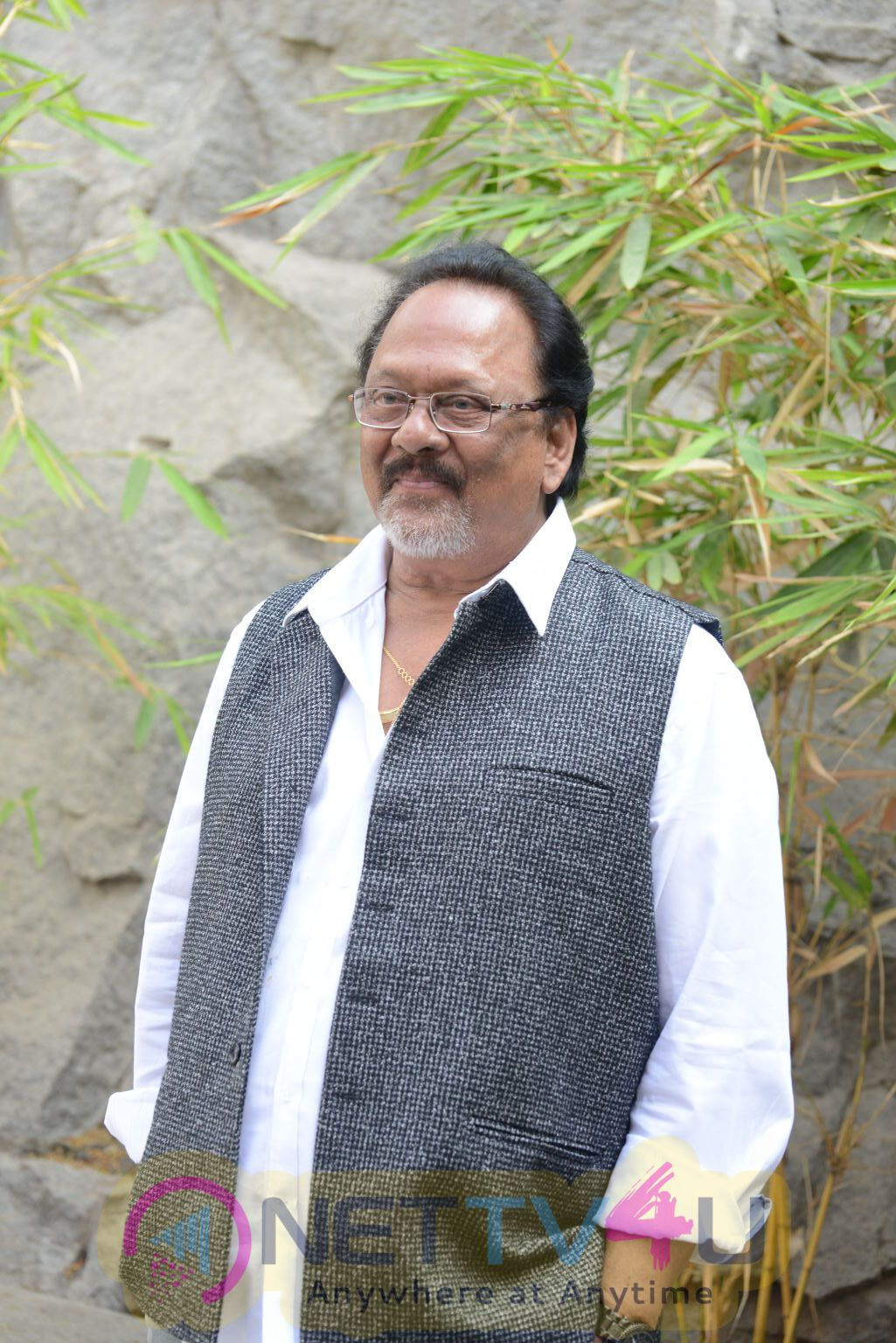 krishnam raju birthday interview photos 1