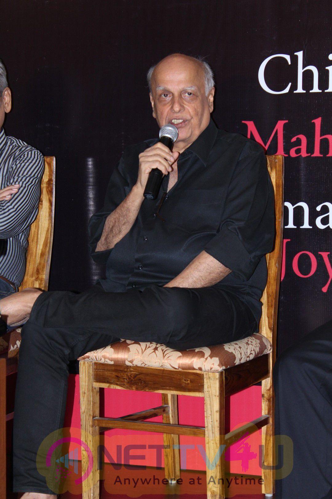 Launch Of Latest Title Saanvri  With Mahesh Bhatt Photos Hindi Gallery