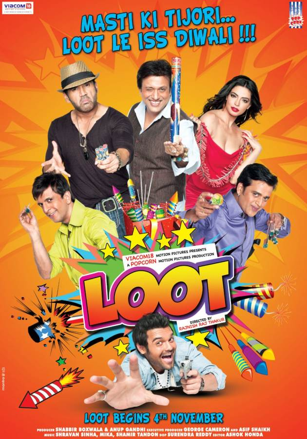 Loot Movie Review
