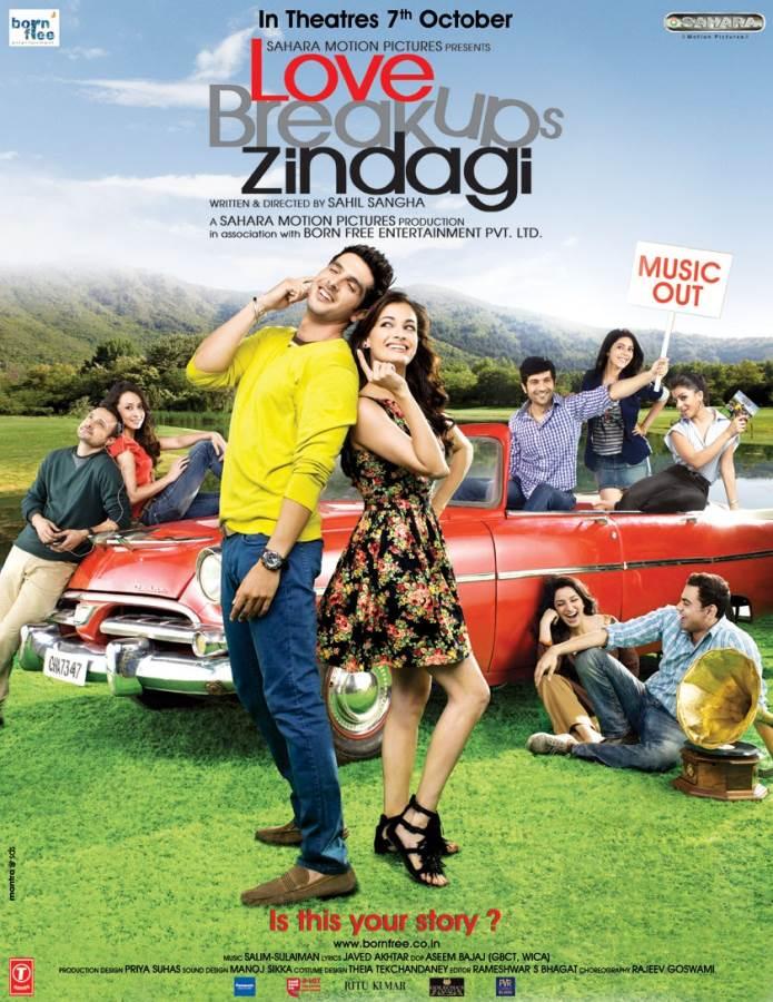 Love Breakups Zindagi Movie Review