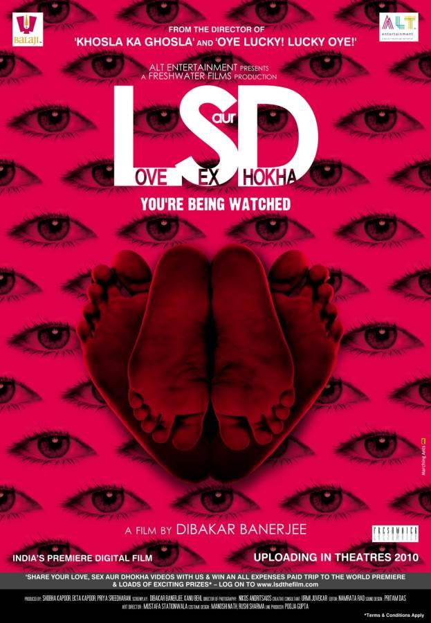Love Sex Aur Dhokha Movie Review