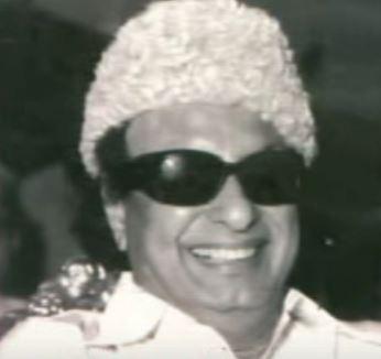M G Ramachandran Tamil Actor