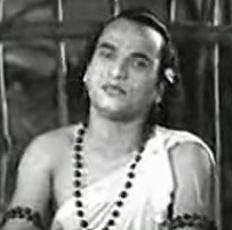 M. K. Thyagaraja Bhagavathar Tamil Actor