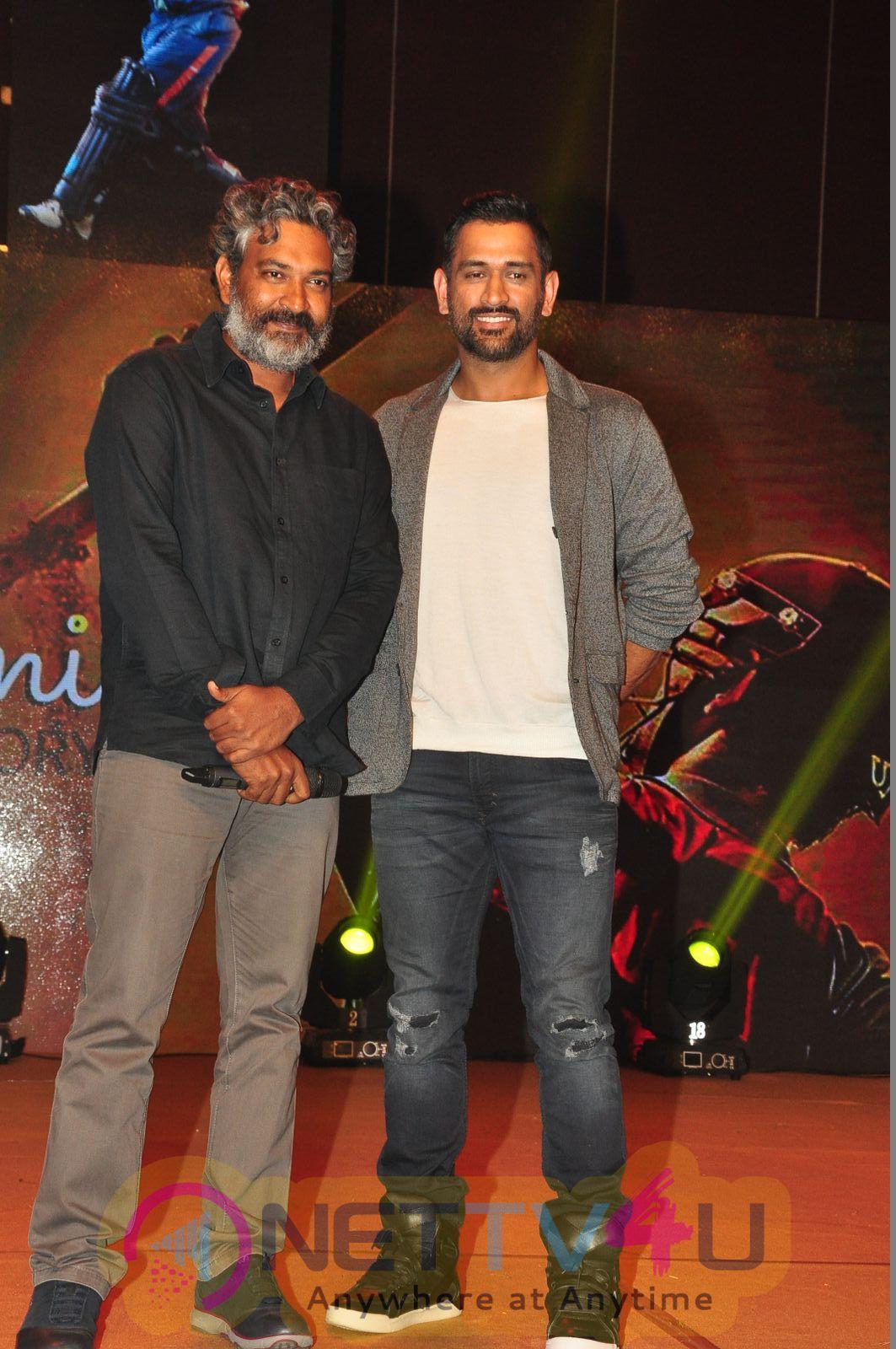 M.S. Dhoni Telugu Movie Audio Launch Excellent Pics Telugu Gallery