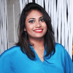 Maria Roe Vincent Tamil Actress