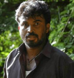 Meenesh Krishna Tamil Actor