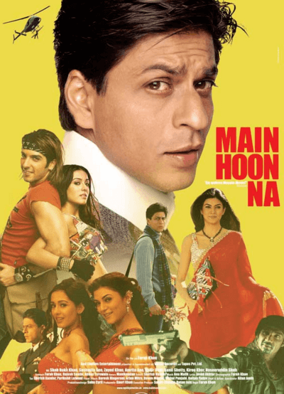 Main Hoon Na Movie Review