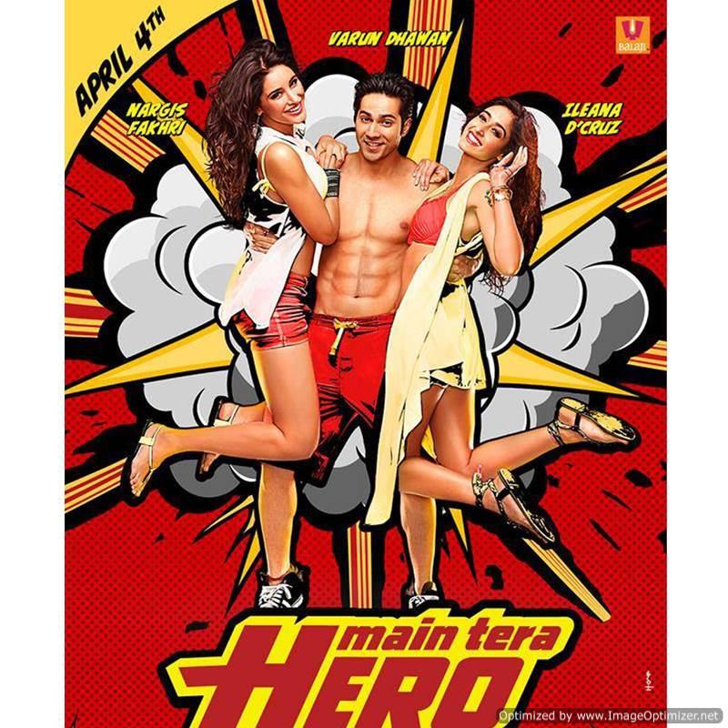 Main Tera Hero Movie Review