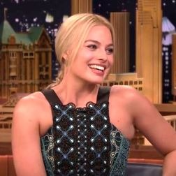 Margot Robbie English Actress