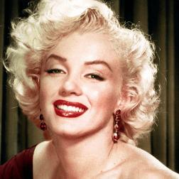 Marilyn Monroe English Actress