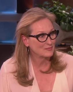Meryl Streep English Actress