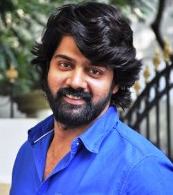 Naveen Chandra Telugu Actor