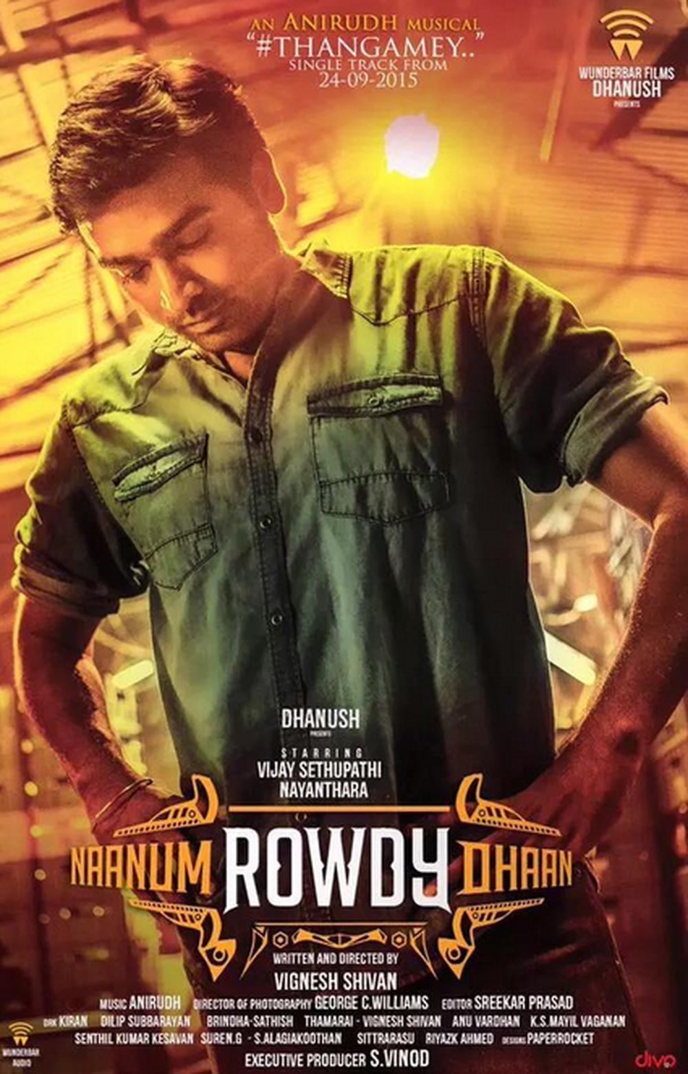 Naanum Rowdydhaan Movie Review