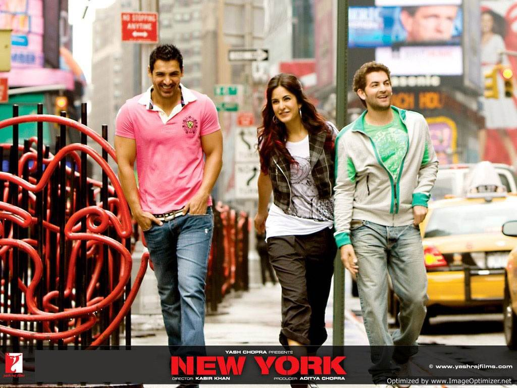 New York Movie Review