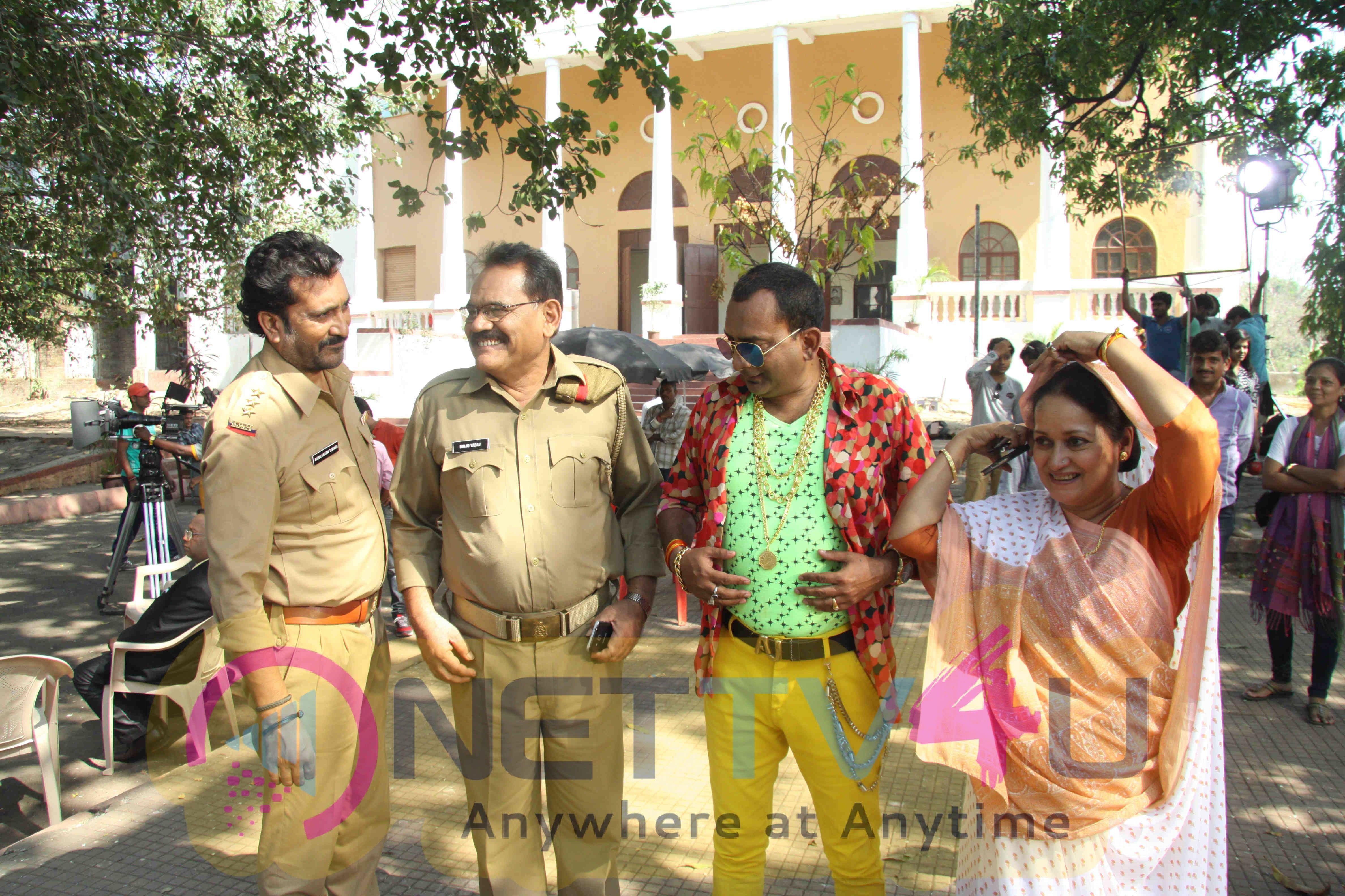 On Location Shoot Of Film Jhunjhunaa Latest Stills Hindi Gallery