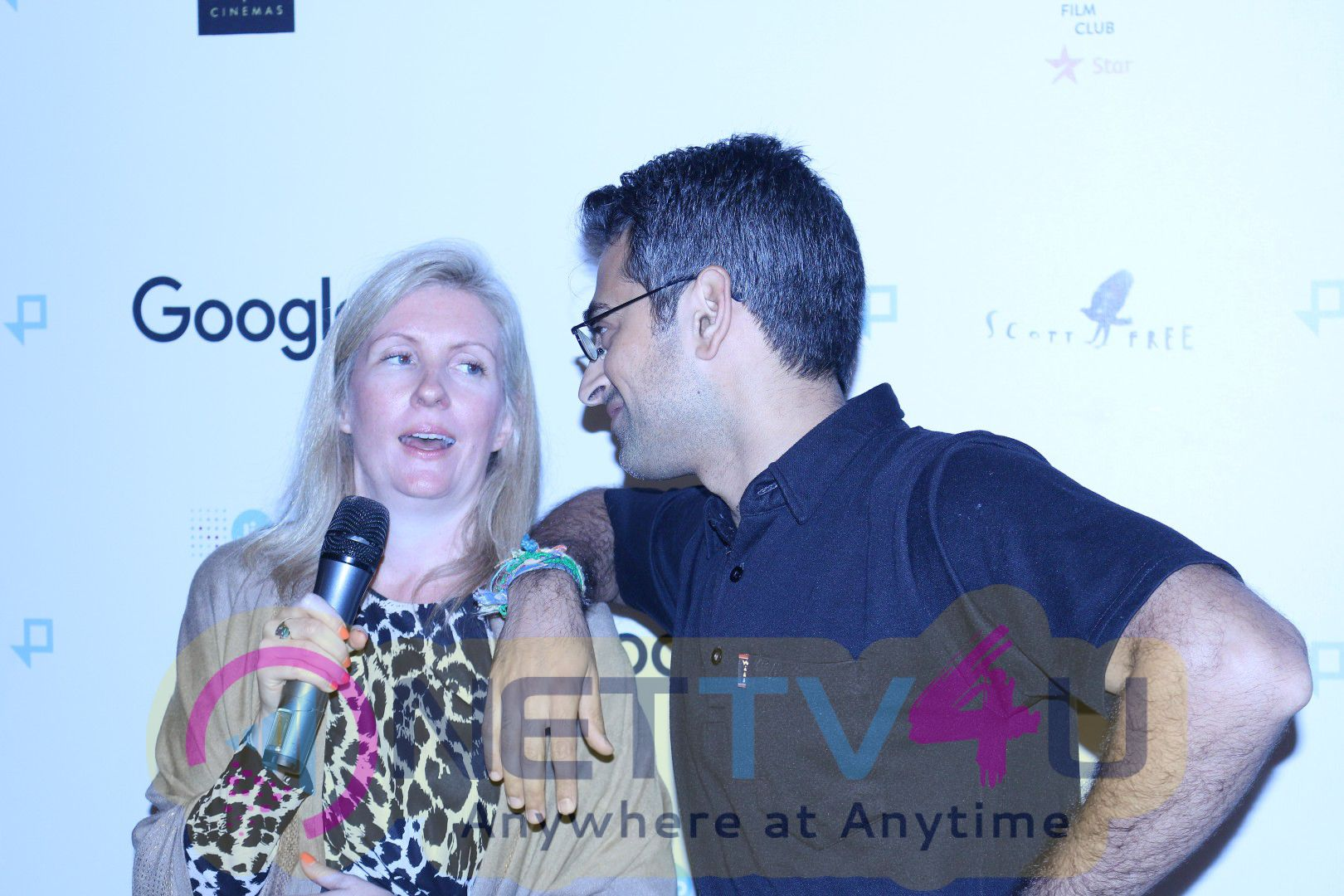 Photos Of India Premiere Of Google 1st Crowdsourced Footage Film With Anurag Kashyap Hindi Gallery