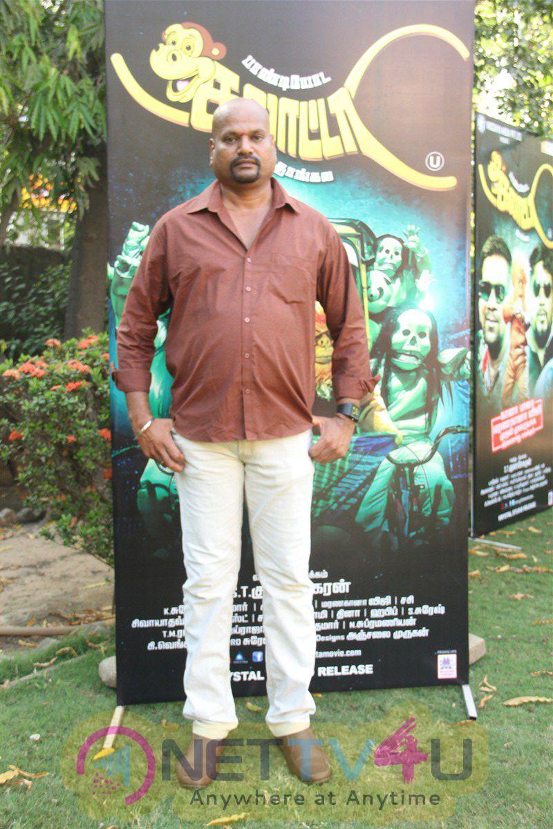 Pandiyoda Galatta Thangalaa Movie Audio Launch Dazzling Photos Tamil Gallery