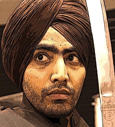 Parandeep Hindi Actor