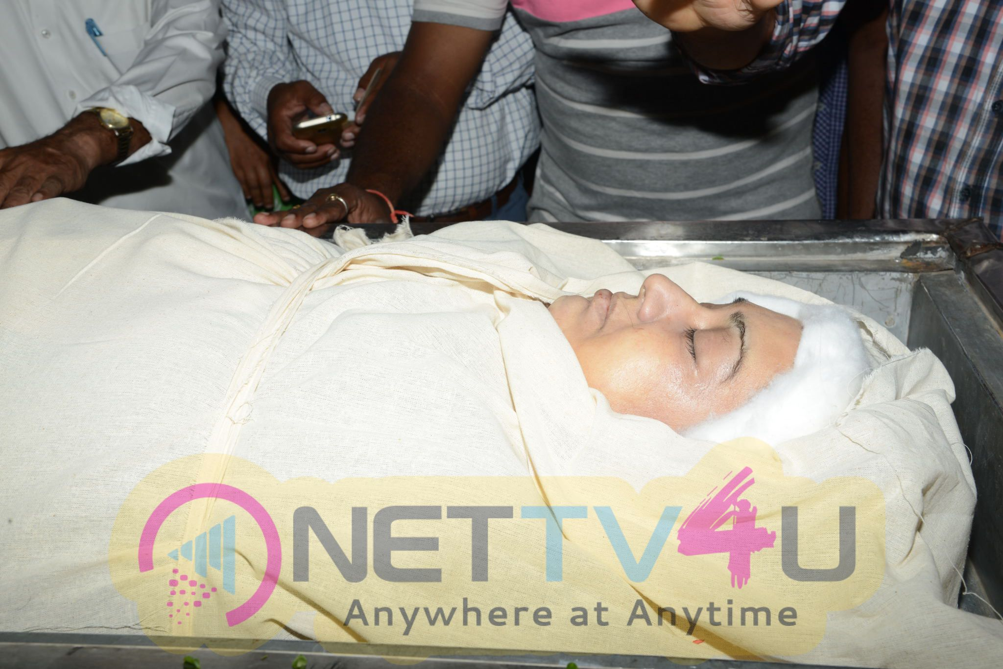photos of south film industry celebrities pays tribute to actress kalpana  125