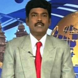 News Reader Rajasekar Tamil Actor