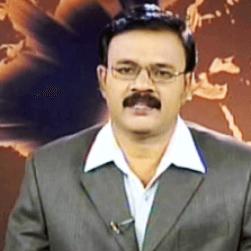 Rajendran News Reader  Tamil Actor