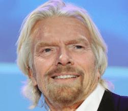Richard Branson English Actor