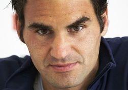 Roger Federer English Actor