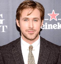 Ryan Gosling English Actor