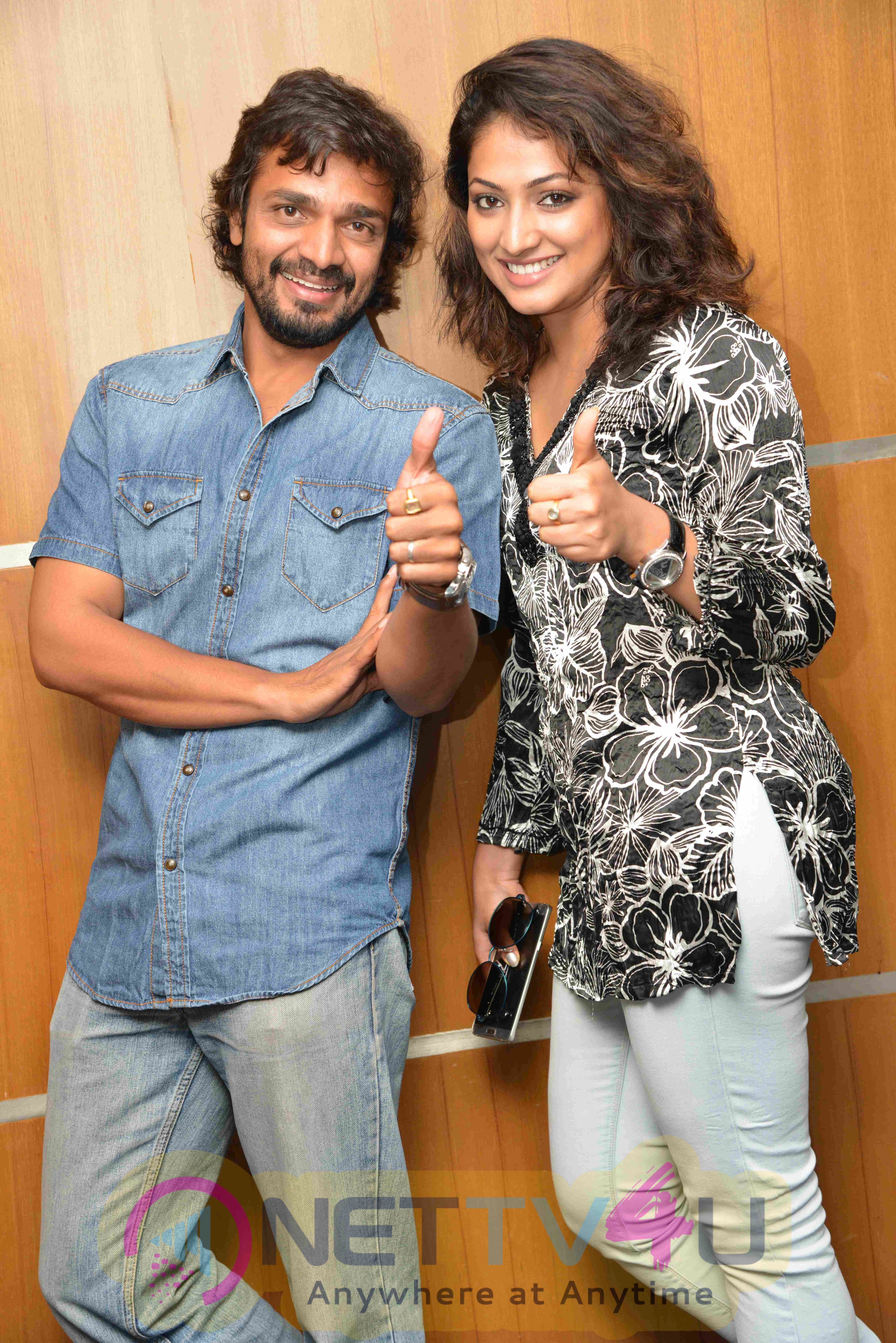 Ranatantra New Kanada Movie Press meet Exclusive Stills Kannada Gallery