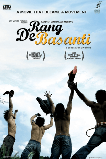Rang De Basanti Movie Review
