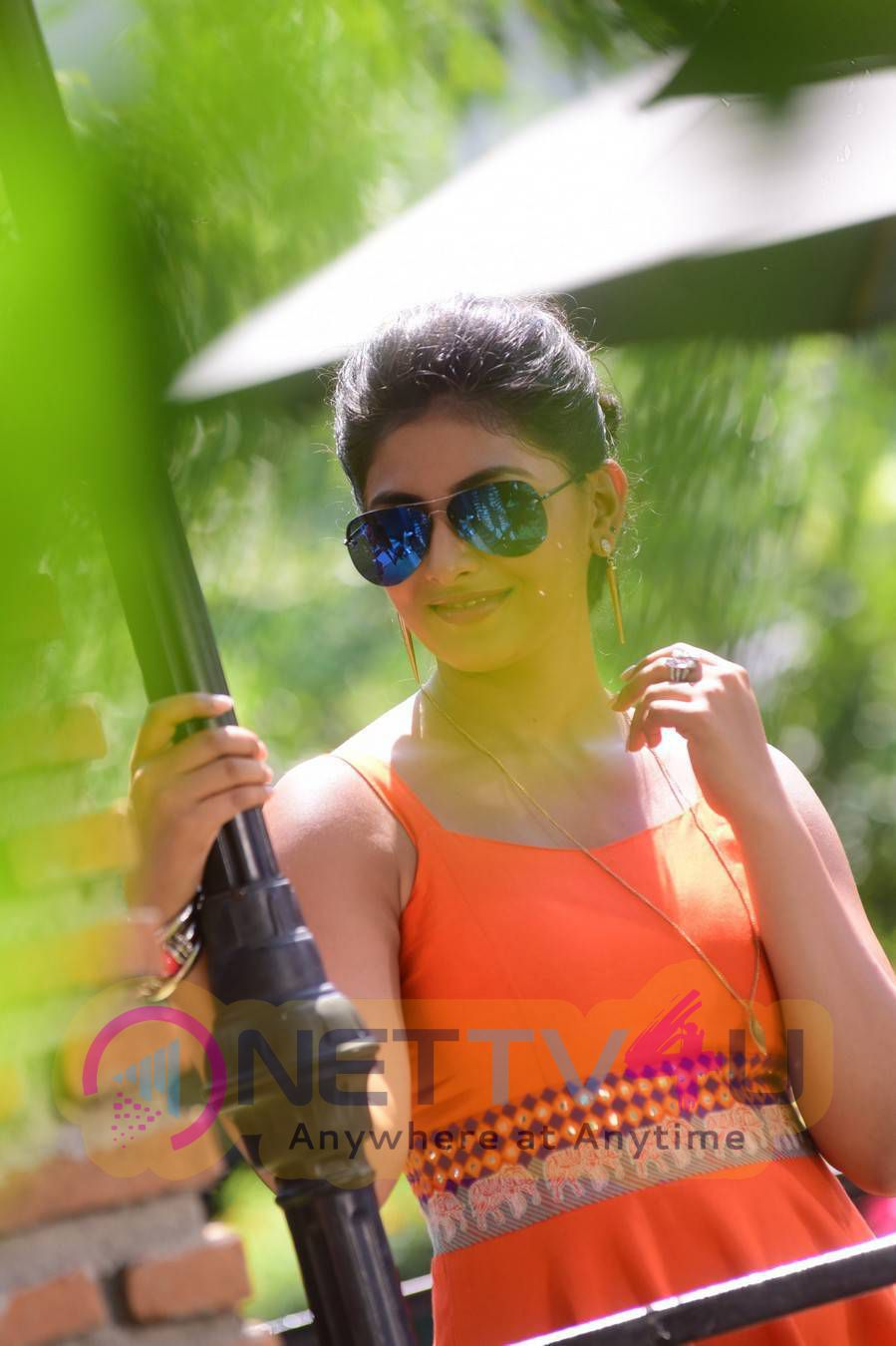 recent images of actress kruthika jayakumar from ee peddollunnare movie 1