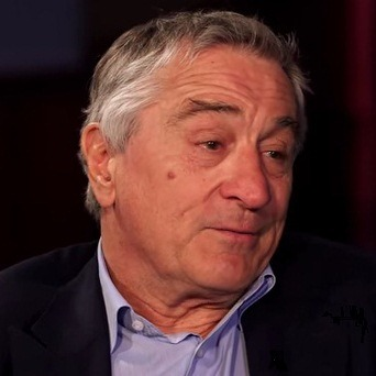 Robert De Niro English Actor